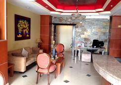 Hotel Presidente Internacional - Guayaquil - Lobi