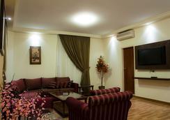 White House Suites - Beirut - Ruang tamu