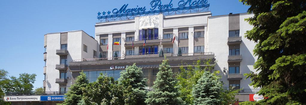 Marins Park Hotel - Rostov on Don - Building