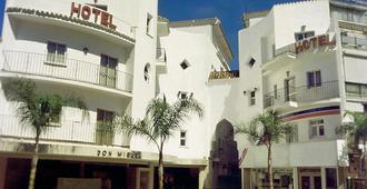 Hotel Kristal - Torremolinos - Bangunan