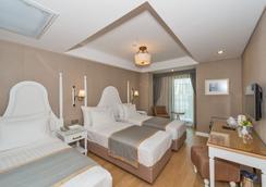 Hanna Hotel - Istanbul - Kamar Tidur