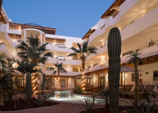 Hotel Santa Fe Loreto by Villa Group