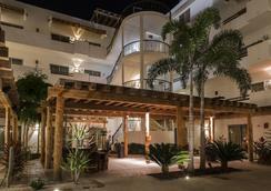 Hotel Santa Fe Loreto by Villa Group - Loreto (Baja California Sur) - Restoran