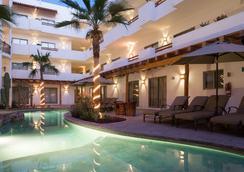 Hotel Santa Fe Loreto by Villa Group - Loreto (Baja California Sur) - Kolam