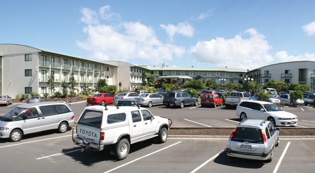Jet Park Airport Hotel - Auckland - Building