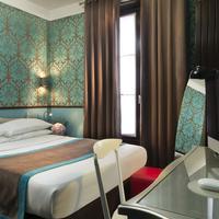 Hotel Design Sorbonne Guestroom