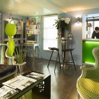 Hotel Design Sorbonne Reception