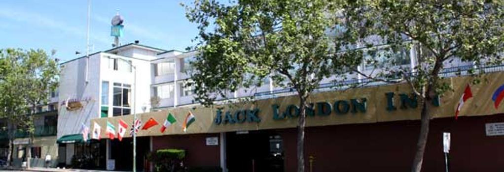Jack London Inn - Oakland - Building