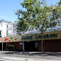 The Jack London Inn Hotel Front