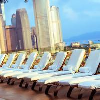 Renaissance Hong Kong Harbour View Hotel Health club