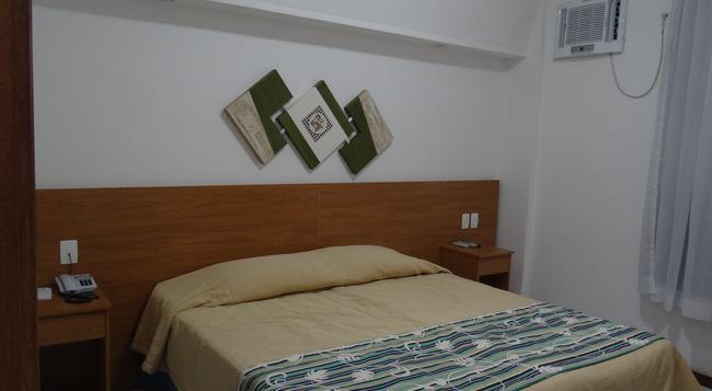 Hotel Praia Linda - Rio de Janeiro - Bedroom
