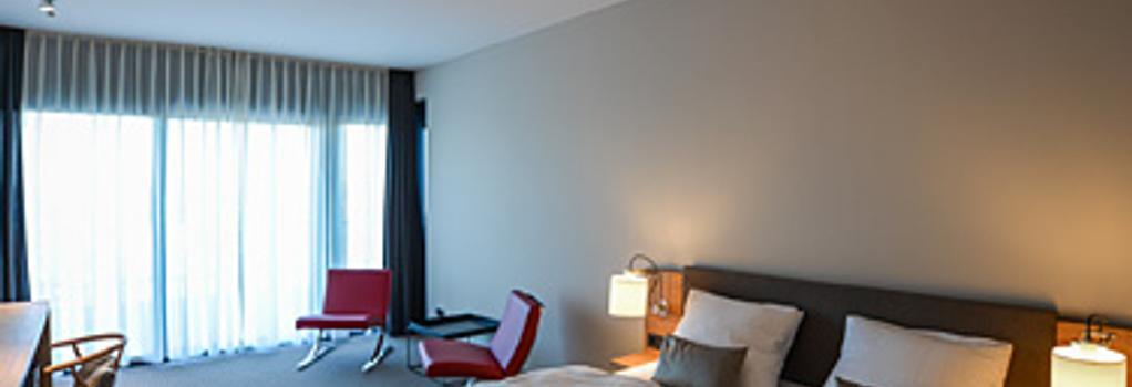Rainvilles Elbterrassen - Hamburg - Bedroom