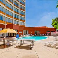 Quality Inn Denver Central Outdoor Pool