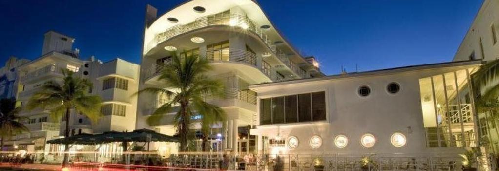 Oceandrivevr Suites - Miami Beach - Building