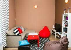 Check Inn Hotel&Hostel - Voronezh - Lounge