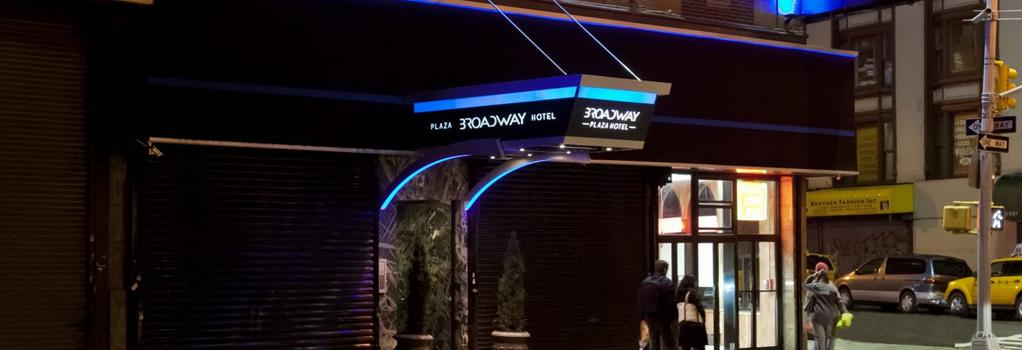 Broadway Plaza Hotel - New York - Building