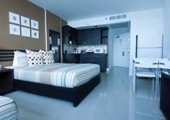 Design Suites Miami Beach - Miami Beach - Kamar Tidur