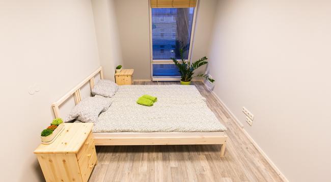 Fabrika Hostel - Vozduh Group - Vilnius - Bedroom