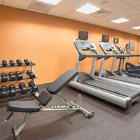 Comfort Suites Gym
