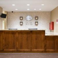 Comfort Suites Reception