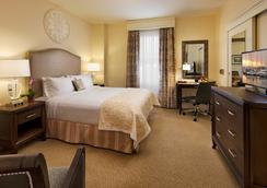 Hotel Santa Barbara - Santa Barbara - Kamar Tidur