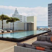 Gale South Beach Pool Deck