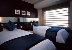 Shinjuku Prince Hotel - Tokyo - Kamar Tidur