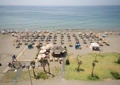 Hotel Rincón Sol - Malaga - Pantai