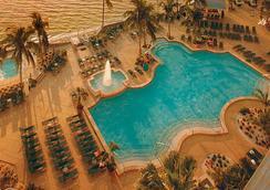 Sanibel Harbour Marriott Resort & Spa - Fort Myers - Kolam