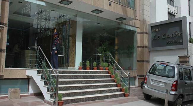 Hotel Le Cadre - New Delhi - Building