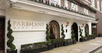 Park Lane Mews Hotel - London - Bangunan