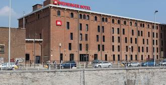 Meininger Hotel Brussels City Center - Brusel - Bangunan