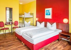 Alecsa Hotel Am Olympiastadion - Berlin - Kamar Tidur