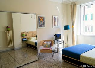Bed and Breakfast Roma Re
