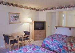 California Suites Hotel - San Diego - Kamar Tidur