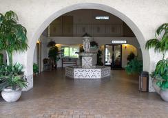 California Suites Hotel - San Diego - Lobi