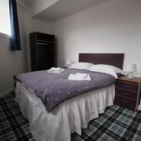 Tartan Lodge Deluxe Double Room with Bathroom