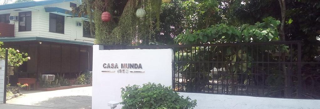 Casa Munda Bed & Breakfast - Davao City - Building