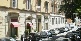 Hotel Mariano - Roma - Bangunan