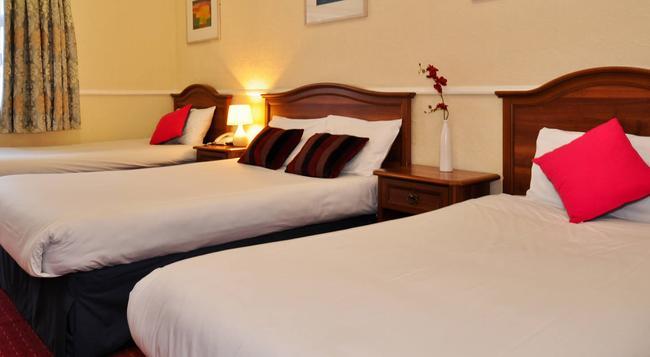 My Place Hotel - Dublin - Bedroom