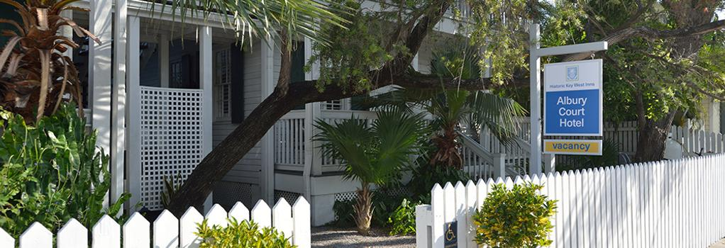 Albury Court Hotel - Key West - Key West - Building