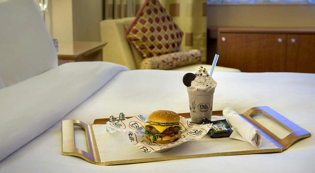 New York Marriott Downtown - New York - Bedroom