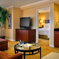New York Marriott Downtown Guest room