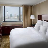 New York Marriott Downtown Guest room