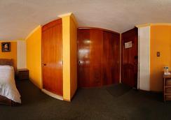 Hotel Las Américas - Morelia - Kamar Tidur