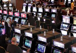 Four Queens Hotel and Casino - Las Vegas - Kasino