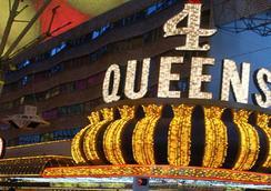Four Queens Hotel And Casino - Las Vegas - Bangunan