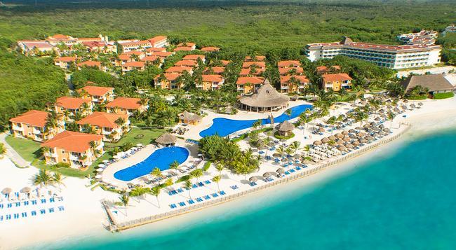 Ocean Maya Royale - Playa del Carmen - Beach