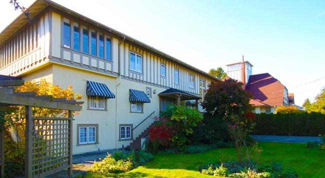 Oak Bay Guest House - Victoria - Building