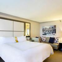 Little Rock Marriott Guest room
